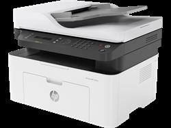 МФУ HP 137fnw MFP (A4, 20стр/мин, 128Mb, LCD, МФУ, факс, сетевой, USB2.0, WiFi, DADF) 4ZB84A - фото 11854