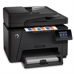 МФУ HP Color LaserJet Pro MFP M176n - фото 4439