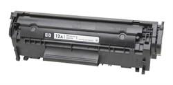 Картридж Q2612A/FX-10/703 для HP LJ 1010/1012/1015/Canon 4018/4660/4690 Fax- L100/LBP-2900  NRM - фото 4586