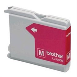 Заправка Brother LC 1000 Magenta - фото 6190