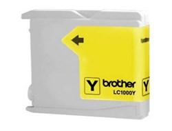 Заправка Brother LC 1000 Yellow - фото 6191