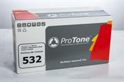 Картридж CC532A для HP CLJ CP2025 (2.8K) желтый  ProTone