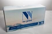 Картридж Canon E-16 NV-Print
