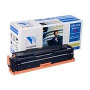 Картридж HP CF213A (131A)/CANON 731 для LJ Pro 200 M251/MFPM276/CANON 7100Cn/7110Cw красный NV-Print