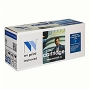 Картридж Q6001A/CRG707 для HP LJP2600 синий NV-Print