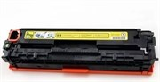 Заправка HP CLJ CM1300/CP1210/1215/CP1510/1515/1518/CM1312MPF Yellow+чип  ATM CB542A