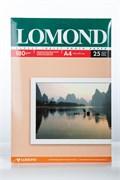 Бумага А4/180/25 INC JET Lomond глян/мат 2-стор