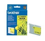 Картридж Brother DCP130C/330C/MFC-240C  желт  (o)