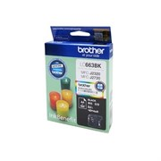 Картридж Brother MFC-J2320/2720 black  (LC663BK)