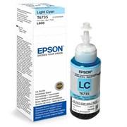 Контейнер EPSON с светло-голубыми чернилами L800 T6735
