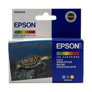 Картридж S020049 для Epson Stylus 820/1500 (о) цветн.