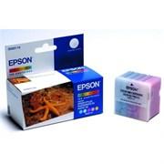 Картридж S020110 для Epson StColor Photo700/710/720 цв. (о)