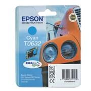 Картридж TO6324А для Epson St C67/87 cyan (о)