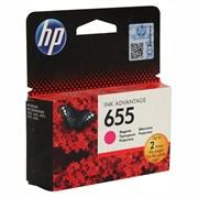 Картридж 655  HP для DJ  IA 3525/5525/4515/4525 Magenta (Красный) (о)