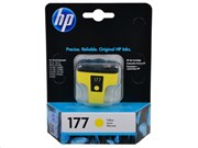 Картридж C8773НЕ HP №177 yellow  (о)