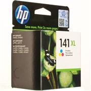 Картридж CB338HE №141  XL  HP C4283/5283/J5783/D4263  (о) 3-x цветн.