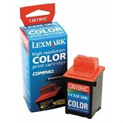 Картридж 13619HC Lexmark 10x0/20x0/3000/Samsung  color  (o)