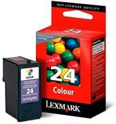 Картридж 18C1524E Lexmark №24  color  (o)