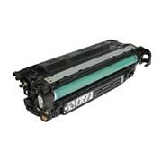 Заправка HP CLJ CP3525/CM3530 black+чип CE250A