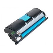 Заправка Minolta MagiColor 2400W Cyan+чип 1710589-003/A00W431